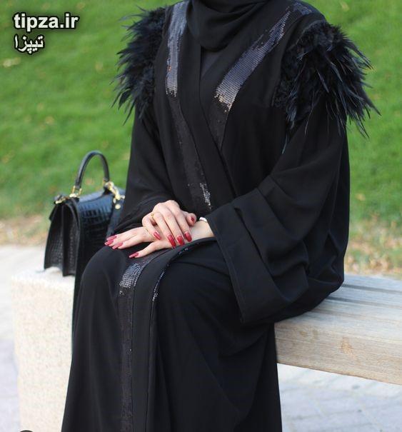 تیپ مشکی