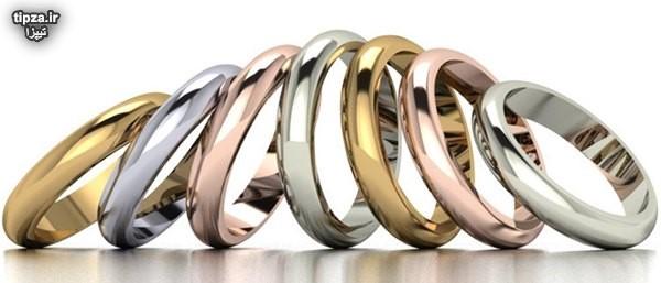 تشخیص طلای سفید و نقره در چیست؟