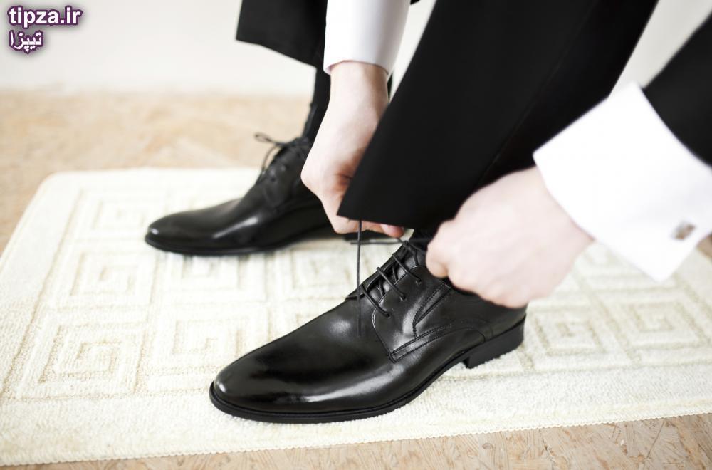 بهترین مدل های کفش دامادی جدید