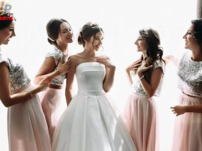 جدیدترین مدل لباس فرمالیته عروس 1400