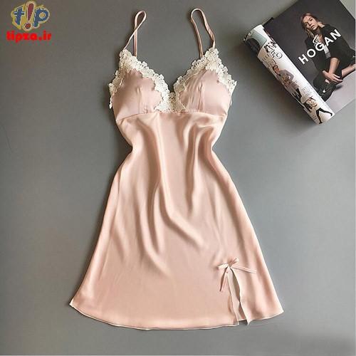مدلهای جدید لباس خواب عروس 2021
