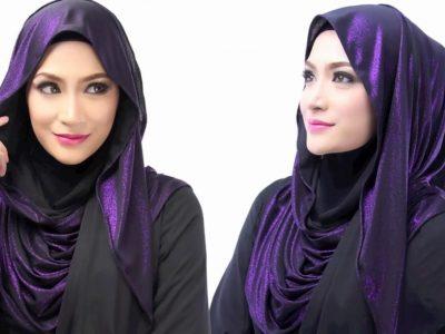 آموزش بستن روسری با حجاب همراه با عکس