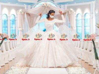 مدل های جدید و متنوع لباس عروس 2021