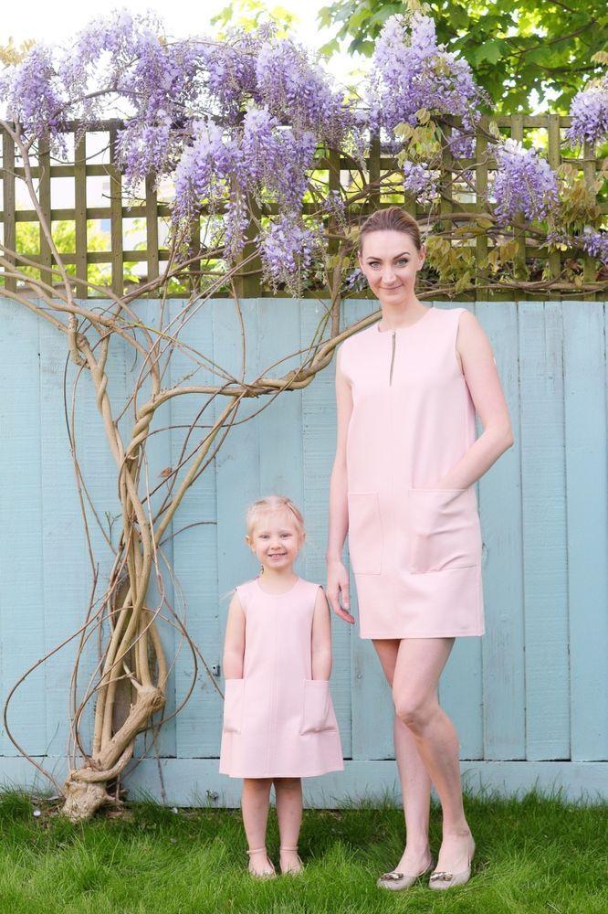 41 مدل ست لباس مجلسی مادر و دختر 2021