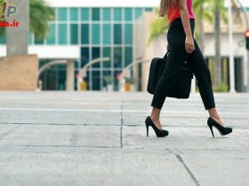 انواع مختلف کفش های پاشنه بلند زنانه