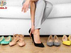 همه آنچه باید درمورد عوارض کفش پاشنه بلند بدانید!