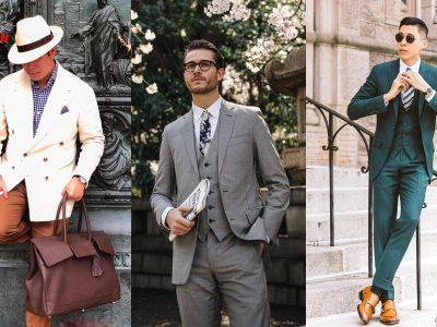 ترکیب رنگ مناسب استایل آقایان جذاب