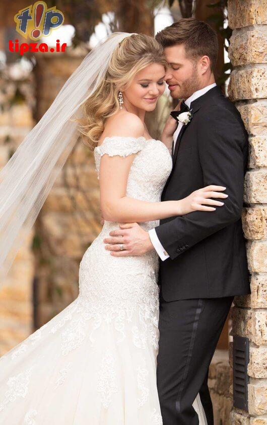 26 مدل لباس عروس بسیار زیبا سال 2022