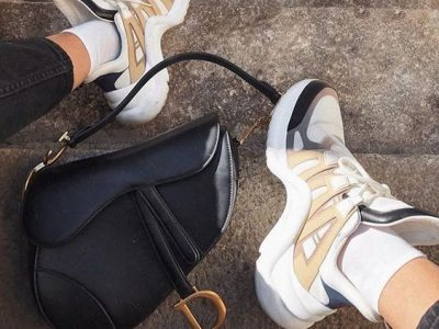 ست لباس با کفش کتانی اسنیکر چگونه باید باشد؟