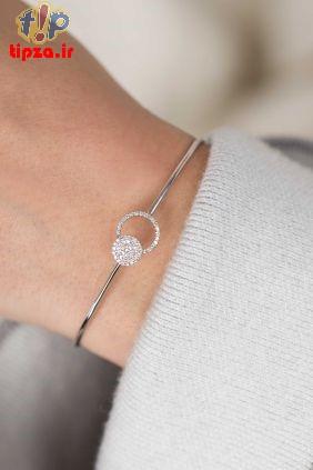 مدل دستبند ساده و شیک دخترانه برای بهار 1400