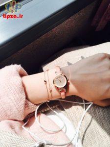 مدل دستبند و ساعت جذاب