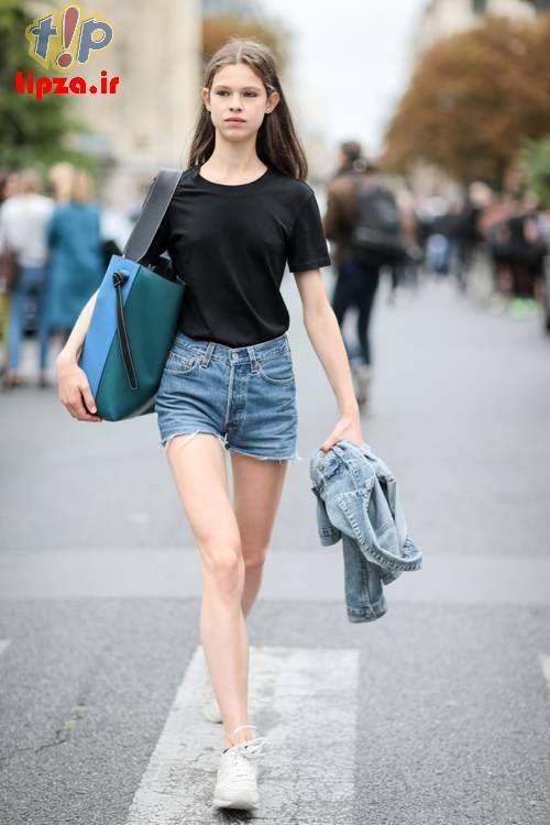 جدیدترین مدل شلوارک های تابستانی زنانه و دخترانه