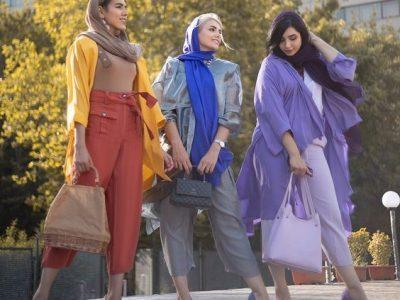 جدیدترین مدل مانتو تابستانه شیک زنانه و دخترانه 1400