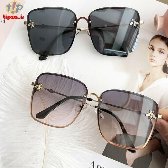مدل فریم عینک آفتابی متناسب با صورت شما!