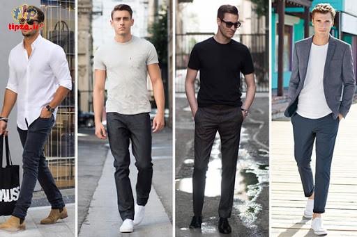 اصول ست کردن رنگ ها در لباس پوشیدن آقایان