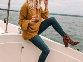 مدل های جدید بلوز بافت زنانه و دخترانه پاییزی و زمستانی