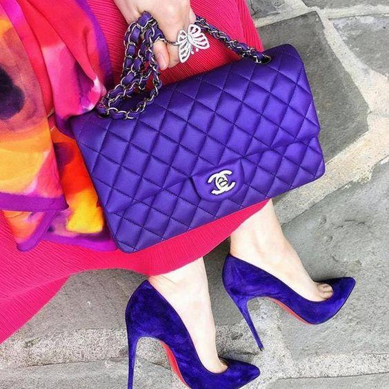 7 نکات مهم برای قبل از ست کردن کیف و کفش زنانه