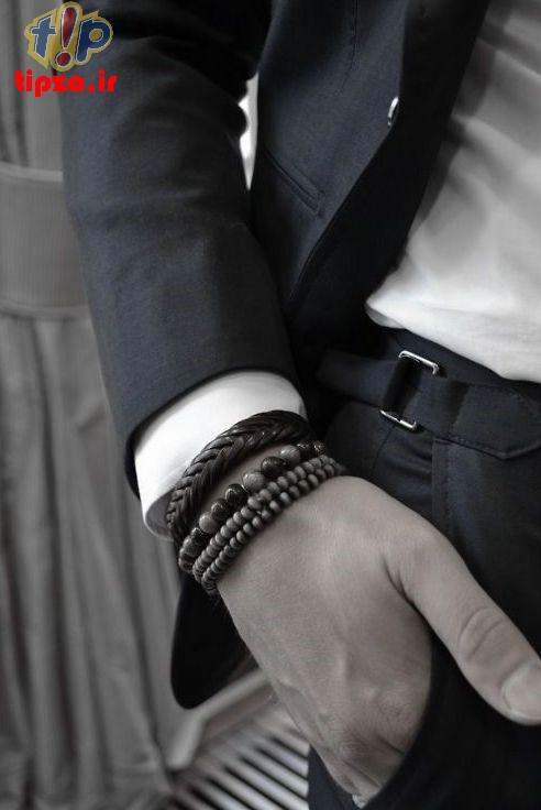 1dabc6abf9907c77d0638b24b6253d4f - نکات مهم نگهداری دستبند چرم مردانه + تصاویر جدید | اکسسوری