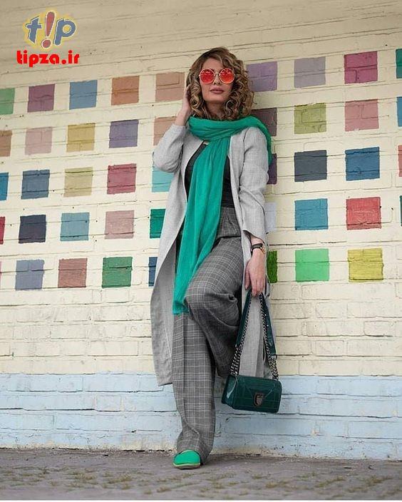 56e913ce1674c6f1cfacf715b159b42e - مدل مانتو جدید بلند شیک برای خانم های شیک پوش   کالکشن مانتو