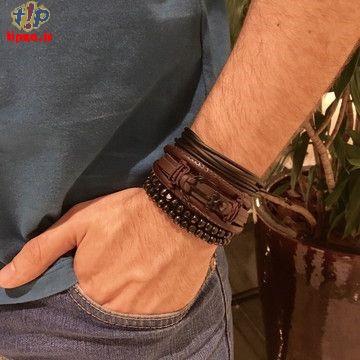 6f6df82c1c2d90a233f8b72c90a4d9dd - نکات مهم نگهداری دستبند چرم مردانه + تصاویر جدید | اکسسوری