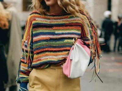 مدل های جدید بلوز بافتی با سبکی متفاوت + نکات نگهداری