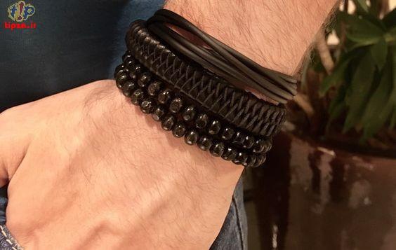 نکات مهم نگهداری دستبند چرم مردانه + تصاویر جدید