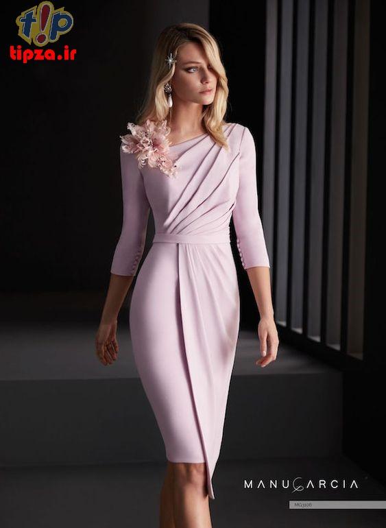 مدل لباس مجلسی ساده زنانه و دخترانه شیک
