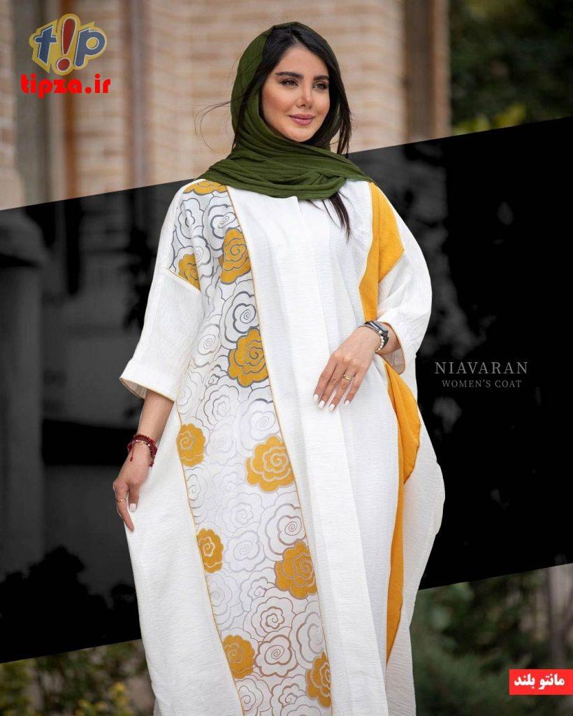 sabaRico com 424 2991 820x1024 - مدل مانتو جدید بلند شیک برای خانم های شیک پوش   کالکشن مانتو