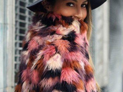 مدل کت خز مصنوعی زنانه و دخترانه شیک زمستانه