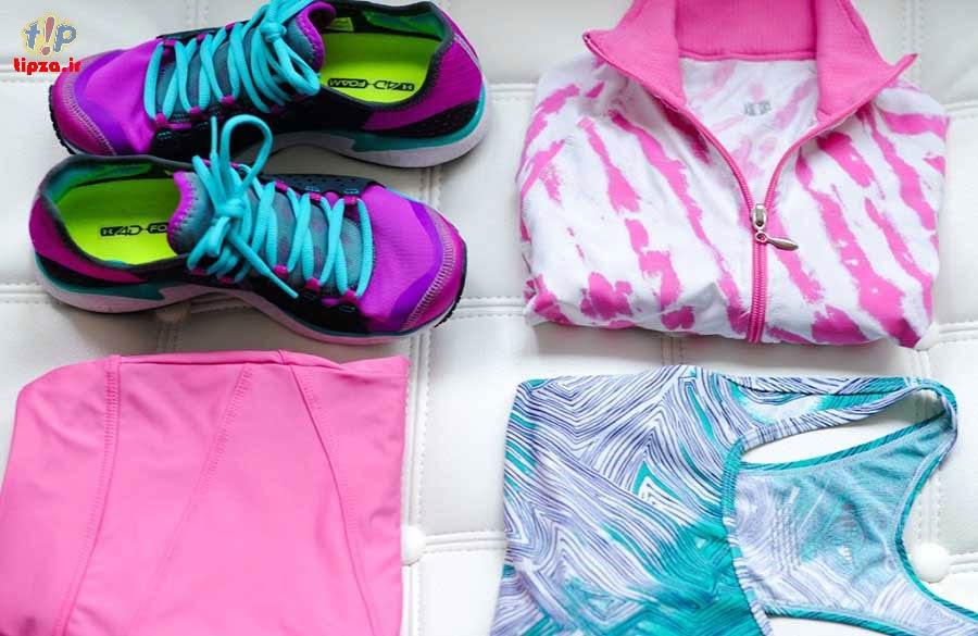 چه لباس و کفش مناسبی برای باشگاه باید انتخاب کنیم؟   ورزشی