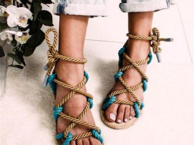 مدل کفش دخترانه اسپرت کنفی شیک