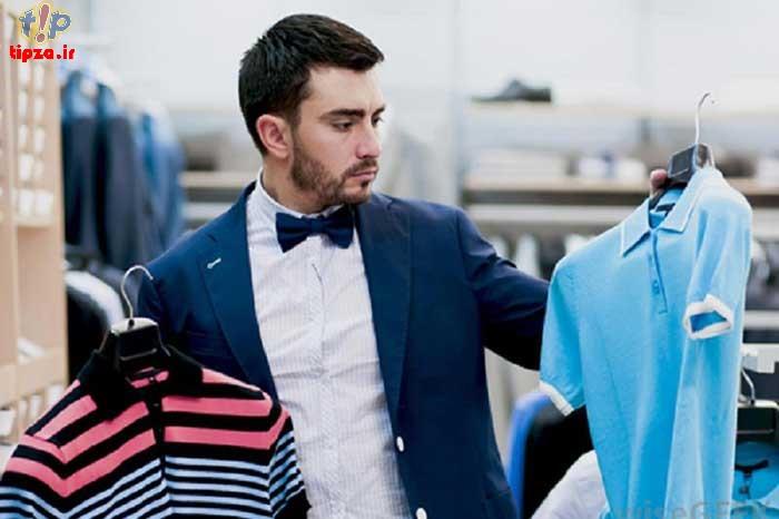 انتخاب لباس آقایان برای انواع رنگ پوست