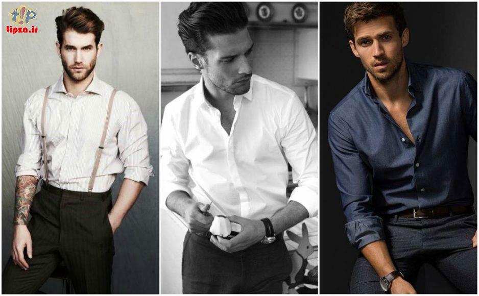 آستین مردانه لباس