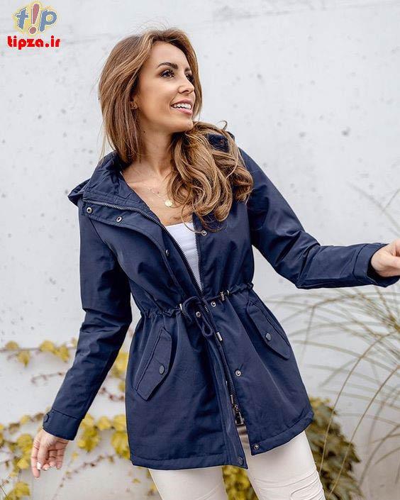 جدیدترین مدل بارانی اسپرت و کوتاه زنانه و دخترانه