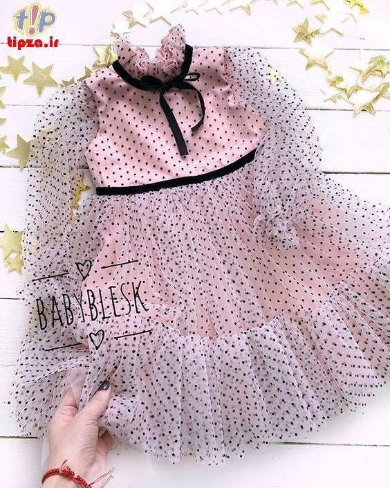 لباس دخترانه بچگانه مناسب