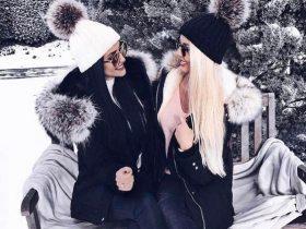 تصاویری از مدل های جدید کلاه بافت دخترانه
